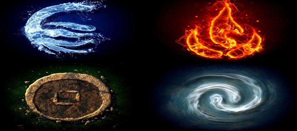 Astroloji'de Elementler