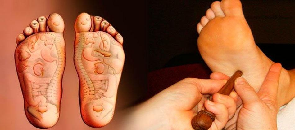 Refleksoloji ve Nefesle Uygulama Çalışması
