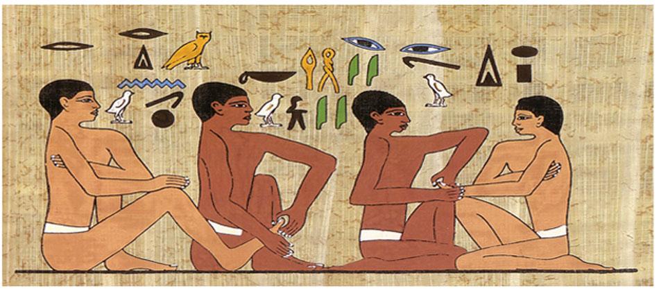 Refleksoloji Tarihçesi