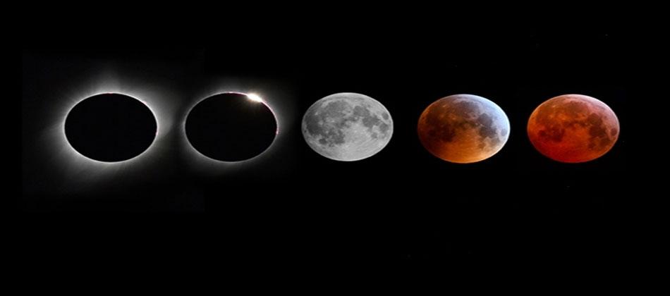 Tutulmalar; Ay'ın gizemi, Güneş'in gücü ile Kasım