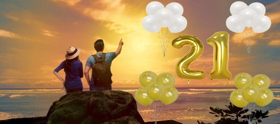 21. Gün Doğduysanız